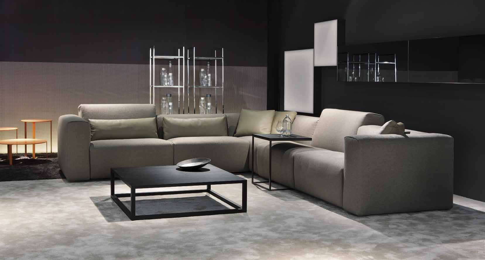 canapes giulio marelli line office. Black Bedroom Furniture Sets. Home Design Ideas